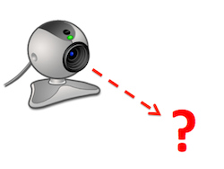 webcam universal analytics blank