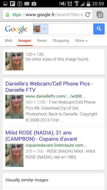 google analytics arnaqueurs ivoiriens - nadia
