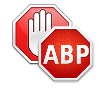 adblock extension for Google Chrome and Firefox