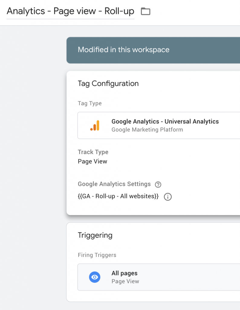 Consolidate traffic data from multiple sites/apps in Google